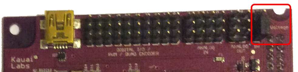 ftc installation navx mxp navx mxp voltage select closeup